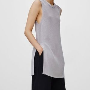 Wilfred wool sleeveless sweater